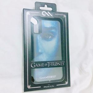 NEW GOT iPhone X/Xs Night King/Deanerys Phone Case